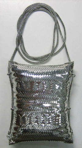 sterling silver purse / handbag